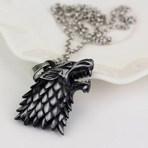 Other - 3D Stark Game of Thrones pendant